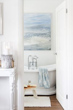 Breathe fresh life into your interior with the timelessly stylish Coastal Living trend, perfect for every space in your home... || Image courtesy of Amara