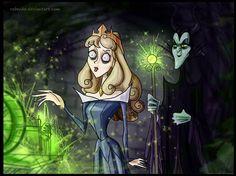 disney anastasia Aurora cinderella Merlin snow white arthur Maleficent Evil Queen archimedes Disney fan art drizella lady tremaine