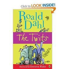 Books for 5-year-olds: The Twits