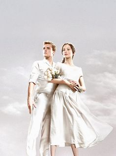 Catching Fire Katniss And Peeta | Official Catching Fire Poster-Peeta & Katniss - Peeta Mellark Photo ...