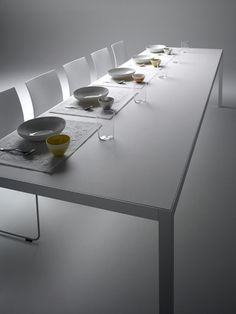 Keramik table by MDF Italia