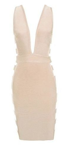 Demi Side Slash Bandage Dress Dress Skirt, Peplum Dress, Nudes, Dress Me Up, Pretty Dresses, Dresses For Sale, Spring Fashion, Evening Dresses, Fashion Dresses