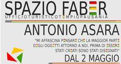 Tempio+Pausania,+Sotto+le+Vele,+il+viaggio+nell'arte+prosegue+con+Antonio+Asara,+giovane+artista+del+disegno+tecnico.+Dal+2+maggio+allo+Spazio+Faber.