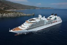 22 Pictures of Seabourn's Most Luxurious Cruise Ship: http://www.placesyoullsee.com/22-pictures-of-seabourns-most-luxurious-cruise-ship/
