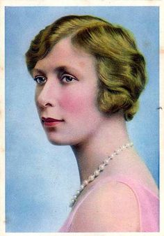 Princess Mary, Viscountess Lascelles [Only daughter of George V and Queen Mary. The previous Princess Royal]