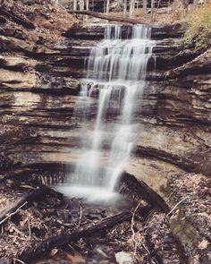 "Sam Calhoun on Instagram: ""One of the many marvelous waterfalls at Monte Sano State Park, AL.  #explore #getoutstayout  #optoutside #getoutide #adventuretime…"""