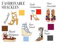"""fashionable shackles"" by wownails on Polyvore featuring Stuart Weitzman, Missguided, River Island, Free People, Elina Linardaki and Paula Cademartori"