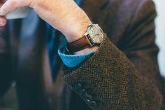 drakes-diary: MD's exquisite Winter layering. Doctor Who, Tenth Doctor, Clark Kent, Sense8 Hernando, Outlander, Look Fashion, Mens Fashion, Fashion News, Jonathan Crane