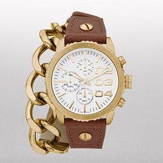 DIESEL® Watches Chronograph:Women Chronograph DZ5308