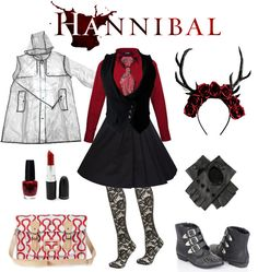 Outfit Inspiration: Hannibal Lecter