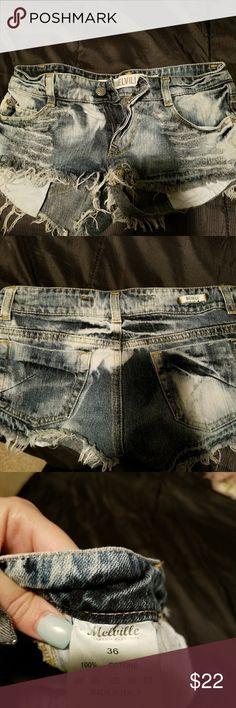 Brandy Melville Cute shorts Brandy Melville Shorts Jean Shorts
