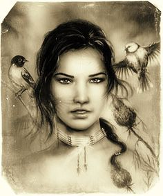Portrait Of Young Beautiful Indian Native American Decor, Native American Beauty, American Indians, Indian Eyes, Indian Face, Native Art, Young And Beautiful, Real Women, Woman Face