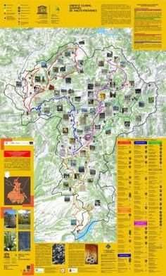 UNESCO Géoparc de Haute-Provence - A visiter