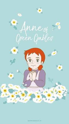 Anne Green, Tomorrow Is A New Day, Novel Characters, Anne Shirley, Arabic Funny, Aesthetic Gif, Tole Painting, Anime, Cartoon Wallpaper