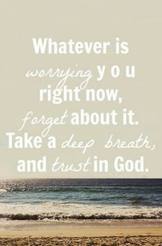 God, please!