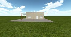 Cool 3D #marketing http://ift.tt/2dSk1aj #barn #workshop #greenhouse #garage #roofing #DIY