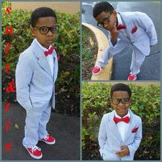 Sophisticated gentleman too cute