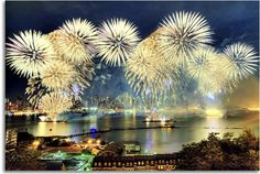 NYC Fourth of July celebration!  Adding this to my bucket list...one day I will go!!!
