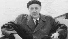 """Sándor Márai (1900-1989), autor de """"La gaviota""""."""