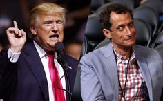 Donald Trump waged a 'personal' social media crusade against Anthony Weiner for over 5 years