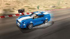 LEGO Ford Mustang GT 75871 kopen uit thema Speed Champions voor een mooie prijs €16,95! De Leukste LEGO bestel je online bij https://www.olgo.nl