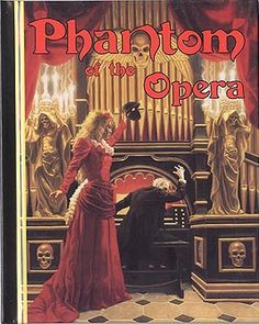 Phantom of the Opera, Greg Hildebrandt