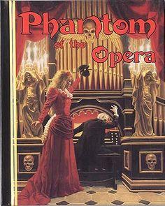 Phantom of the Opera, Greg Hildebrandt