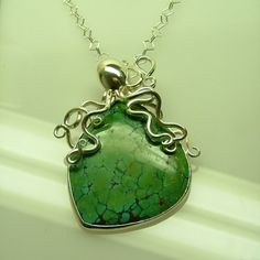 This unusual necklaces and pendants are definitely for those who like to be noticed!