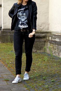 Band Shirt Outfit Jeans