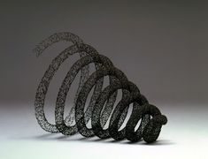Only Nails, Always Different: Artist John Bisbees Life of Sculpting with Nails from thisiscolossal.com