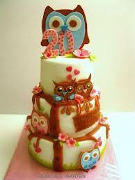 taart decoratie uil - Google zoeken