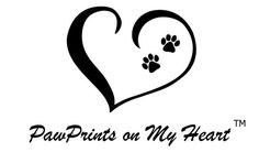 Paw Print Heart Logo Pawprints on my Heart Logo on Bild Tattoos, Dog Tattoos, Cat Tattoo, Animal Tattoos, Body Art Tattoos, Print Tattoos, Puppy Tattoo, Kitty Tattoos, Trendy Tattoos