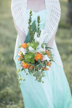 A Dreamy Fashion Shoot {on a budget} in an Orchard | from Ashley Cook Photography