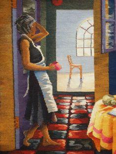 Sarah Swett  Detail of Miss Havisham's Cook(2004)