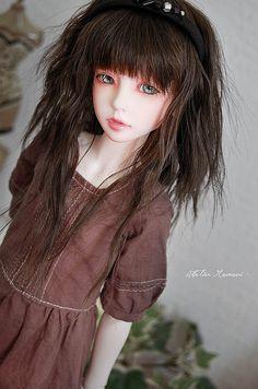 Beautiful Narae 43cm. Ball Jointed Doll (BJD)
