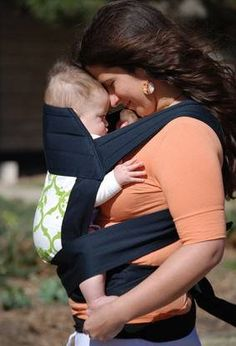 Absolutely love my baby hawk carrier.  I use it all the time!