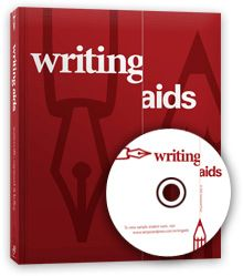 Writing aids is a supplement that helps you on your writing journey with Tapestry.