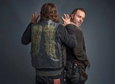 """""""Gettin' real tired of your shit, Daryl."""" ❤️❤️❤️"""