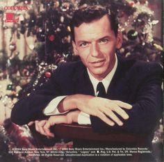 frank sinatra christmas songs by sinatra 1948 back cover frank sinatra christmas - Christmas Songs By Sinatra
