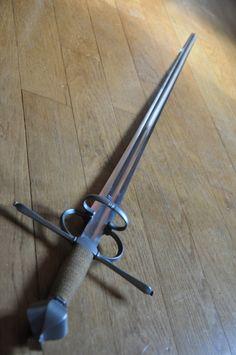 The Marozzo, de Albion Sword, USA.   le Carrousel des A.M.H.E.