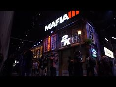 The Mafia 3 Booth 3 perfectly recreates the feeling of being in New Orleans and it's awesome. Lincoln Clay, New Gta, Game Booth, Mafia 3, Video Game Industry, New Orleans, Video Games, Big, E3 2016