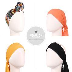 Lenços de cabelo que são a cara do Verão! Sugestões para amarração! #lencodecabelo #lenco #amomuitoacessorios #lencoverao #verao #acessorios #scarf #turbante #turban