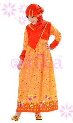 Jual beli Baju Gamis Anak Ethica ORK - 20 Orange di Lapak Aprilia Wati -  agenbajumuslim. Menjual Dress - Ethica ORK 20 Orange Code   ORK 20 Orange  Bahan ... 4c82166d48