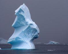 ALLPE Medio Ambiente Blog Medioambiente.org : Esculturas de hielo creadas por la naturaleza