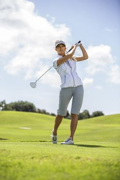 """Visit our website for additional information on """"ladies golf fashion"""". It is a great location for more information. Womens Golf Wear, Womens Golf Shirts, Ladies Golf Clubs, Golf Training Aids, Golf Humor, Golf Fashion, Play Golf, Golf Outfit, Golf Tips"""