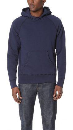 Velva Sheen Пуловер с капюшоном