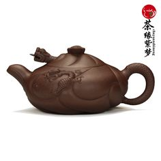 Title: hand-fish dragon (including genuine, with a certificate, holding pot photos, autographed) | Author: Wang Liang | Mud: Huanglong Mountain high quality purple clay | Cover article: Wang Liang | Capacity: 270 ml | Price: 1150$