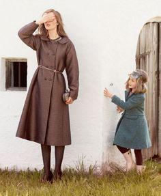 Пальто: Burda 9/ 2013/ 104 / Burdastyle