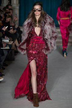 Matthew Williamson Fall 2015 RTW Runway