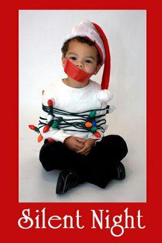 Hilarious! :)  tie up those little elves
